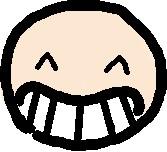 呲牙0017
